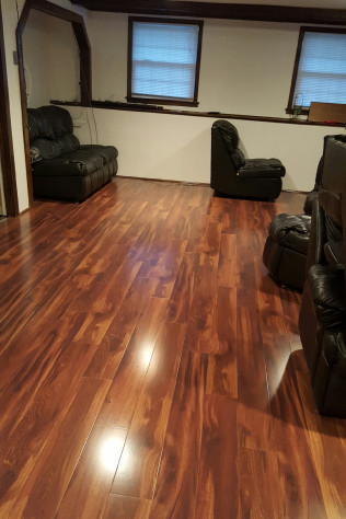 Hardwood Flooring Installation Done right!